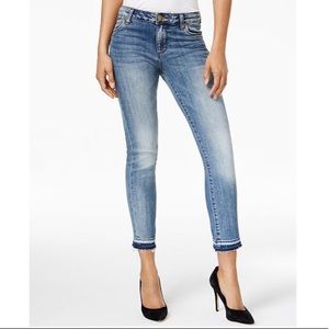 Kut from the Kloth Reese Straight-Leg Ankle Jean